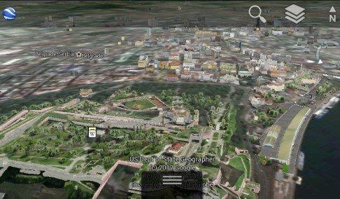 Mapa 3d Beograd Superjoden