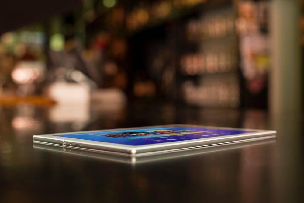 Xperia Z4 Tablet - najtanji na svetu