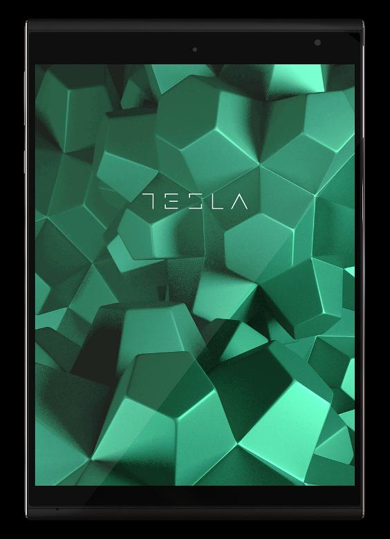 Tesla H785 front