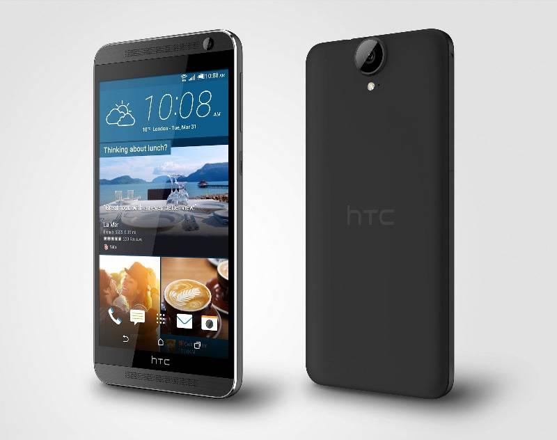 HTC One E9+ Dual Sim - Meteor siva