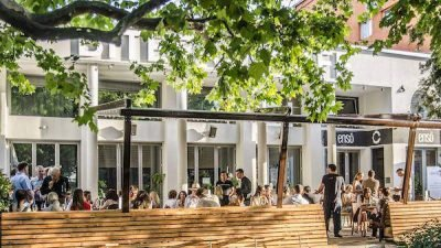 Restoran Enso: Lounge vikend