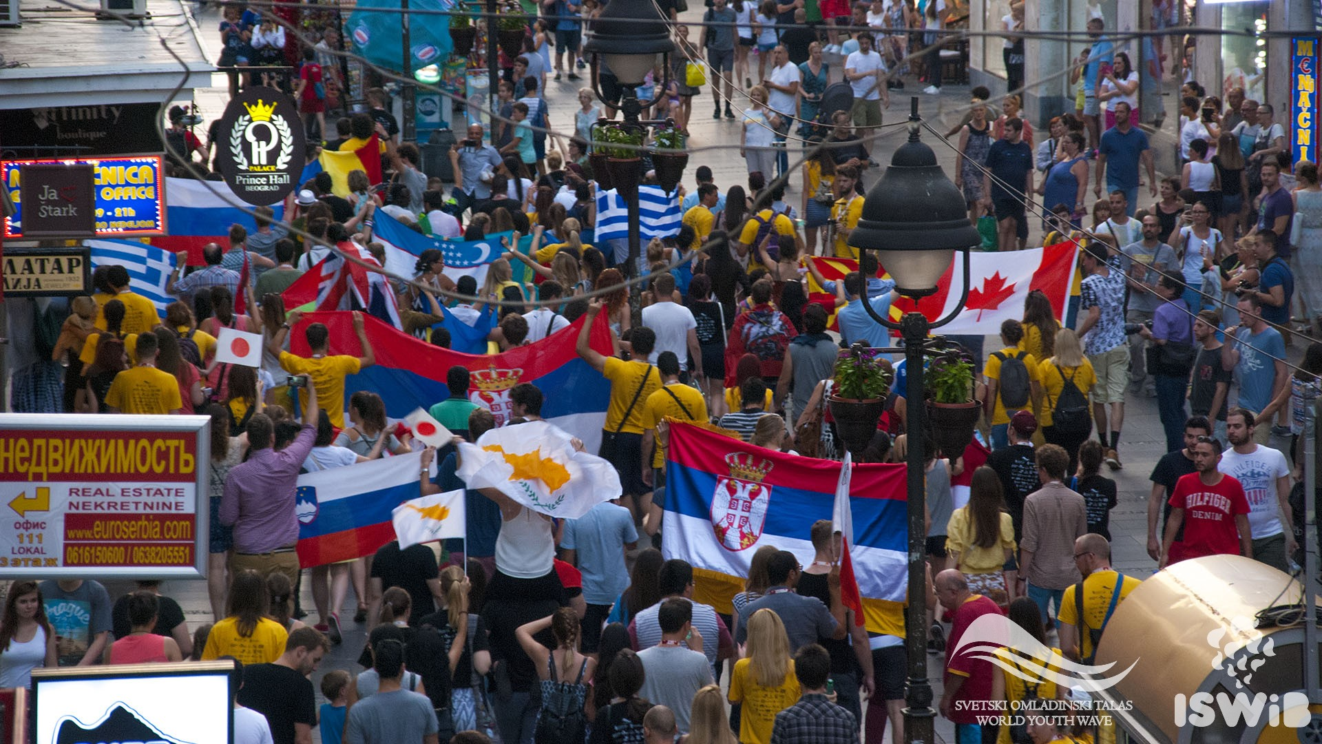 Beograd ponovo postaje centar studentskog sveta