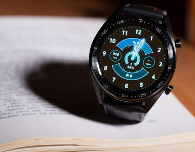 Huawei Watch GT - cover - Miss Stills Photography